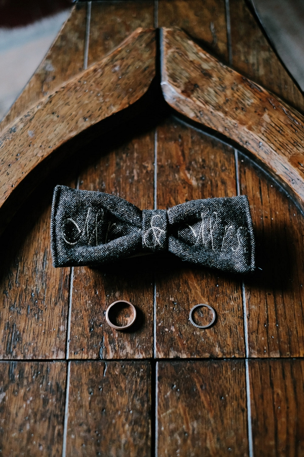 mr and mrs bow tie
