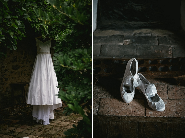 outdoor wedding in Loire Valley
