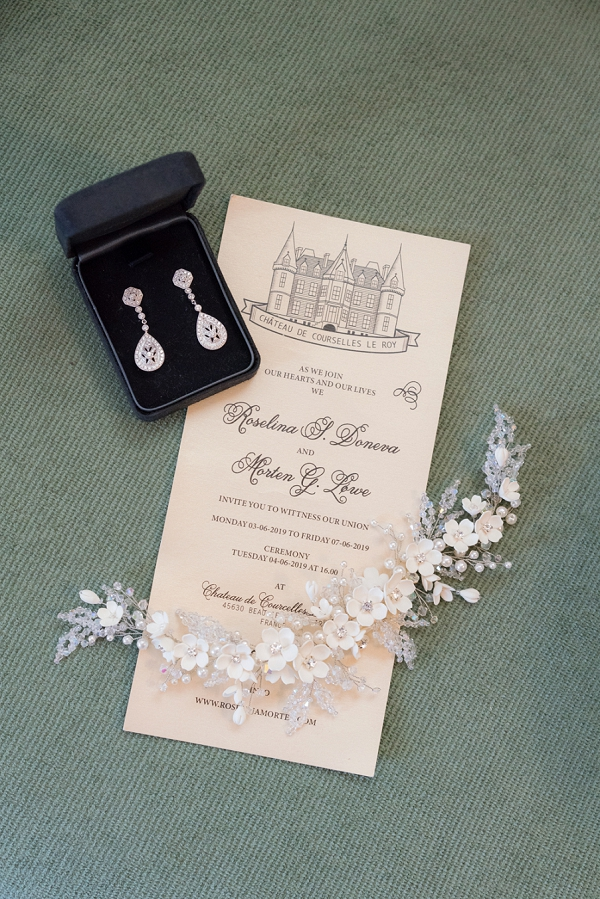 personalised wedding invite