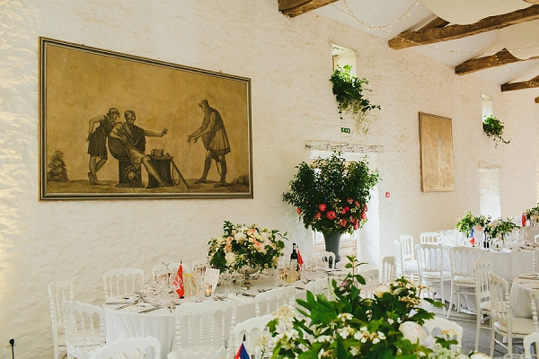 rustic dordogne wedding