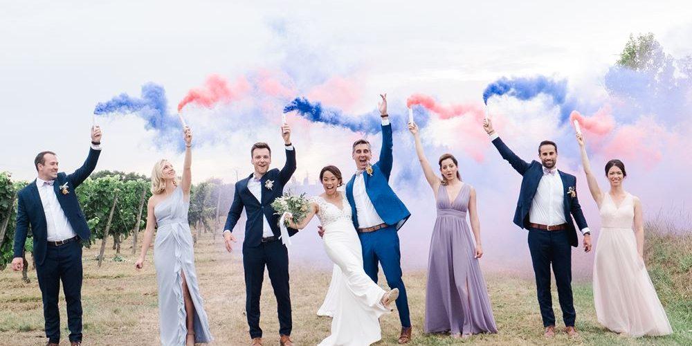 Beautiful Emotions French Wedding Photographers