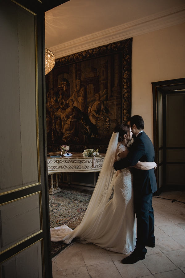 Chateau de Carsix wedding