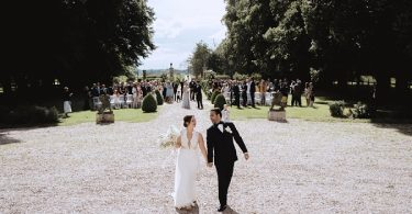 DIY wedding at Chateau de Carsix