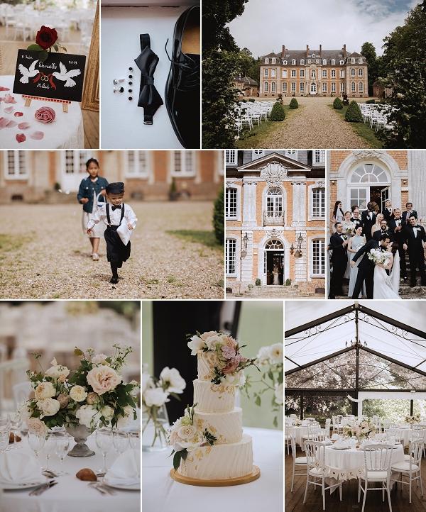 DIY wedding at Chateau de Carsix Snapshot
