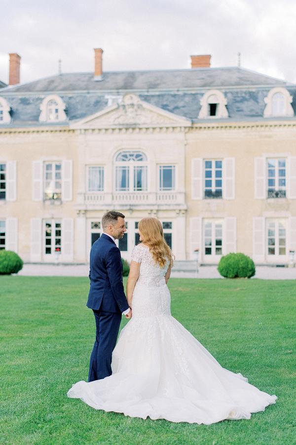Pronovias bride France