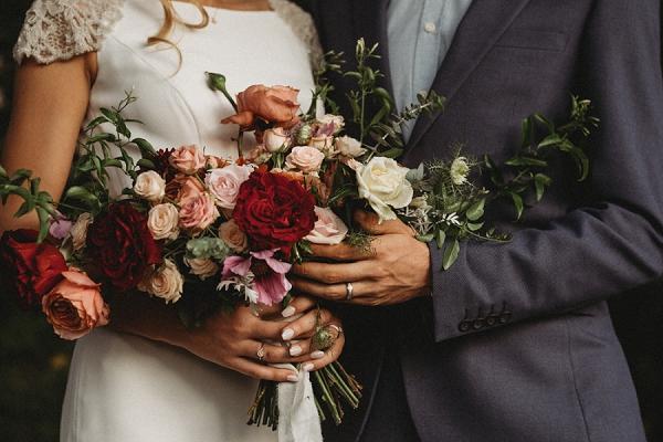 Pyrenees wedding florist