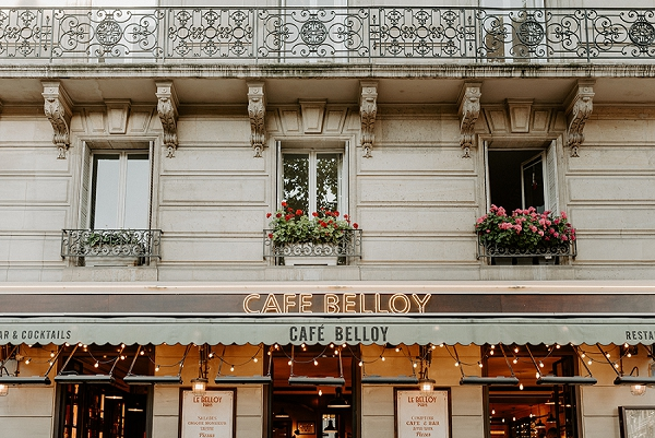 cafe belloy paris