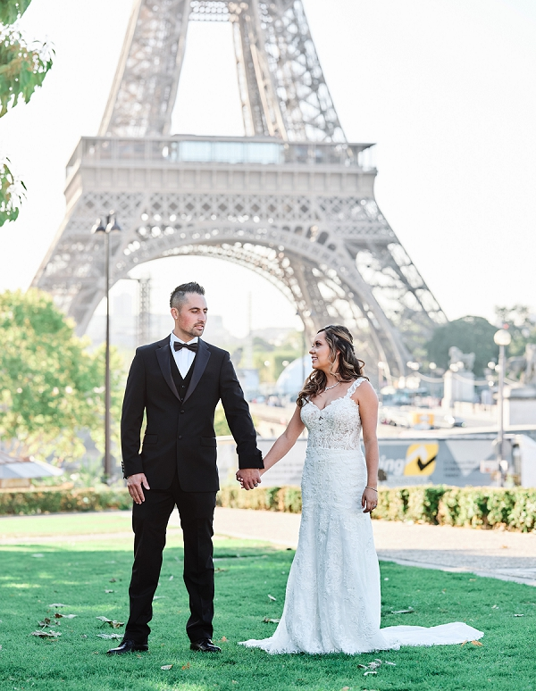 eiffel tower Paris destination wedding
