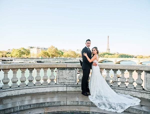 elegant and romantic Paris destination wedding