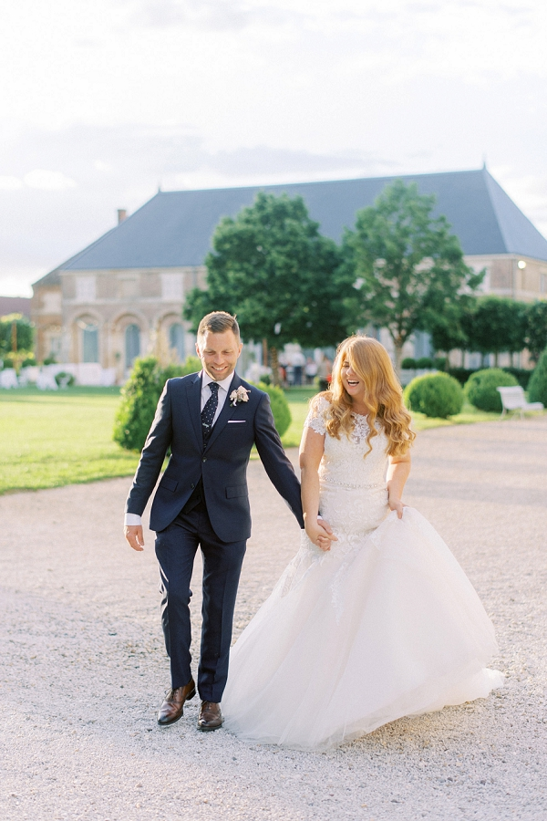 elegant chateau wedding venue France