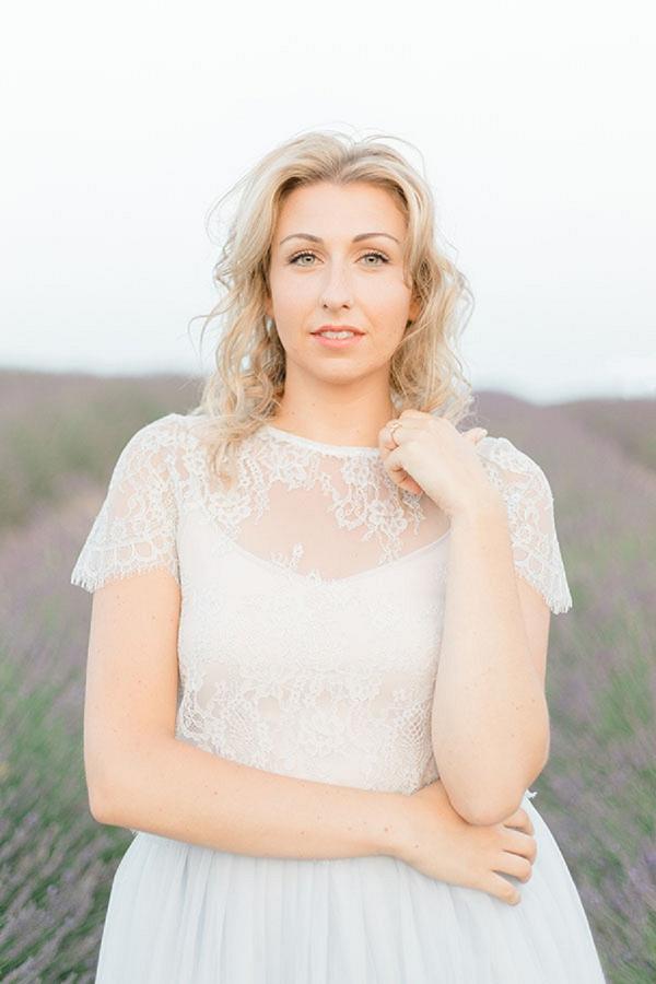 lavender field shoot