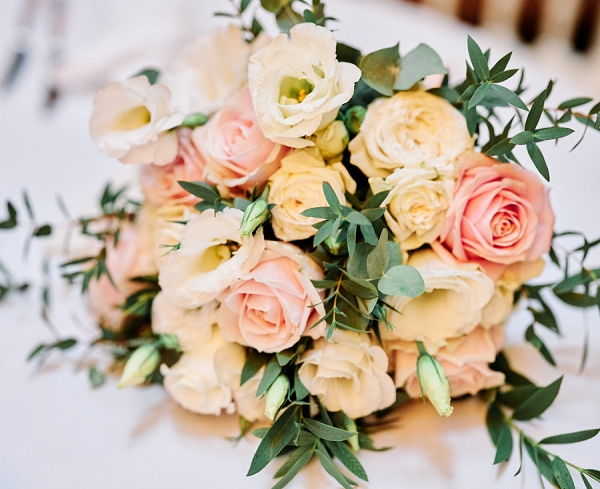 paris wedding florist