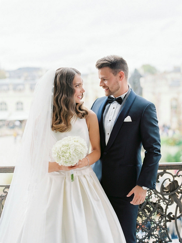 stylish wedding in Nancy