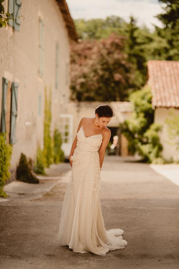 Alexandra Grecco real bride