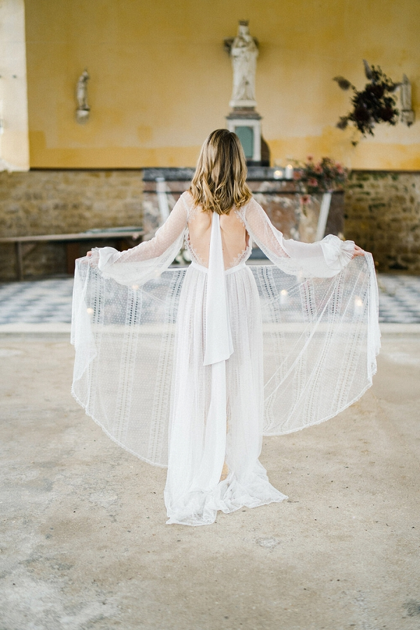 Backless Emeline Emeline dress