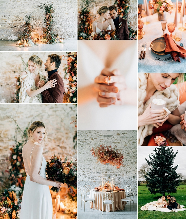 Boho Wedding at Domaine de Malassise Snapshot