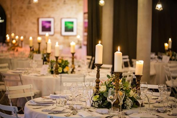 Chateau Les Carrasses wedding breakfast