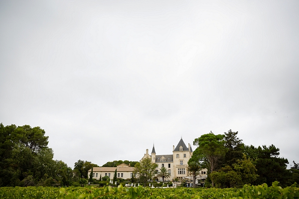 Chateau Les Carrasses wedding venue