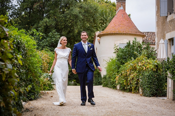 Chateau Les Carrasses wedding