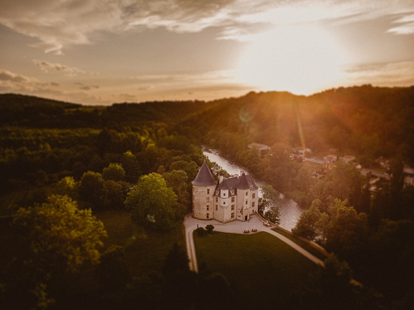 Chateau Saint Martory wedding venue