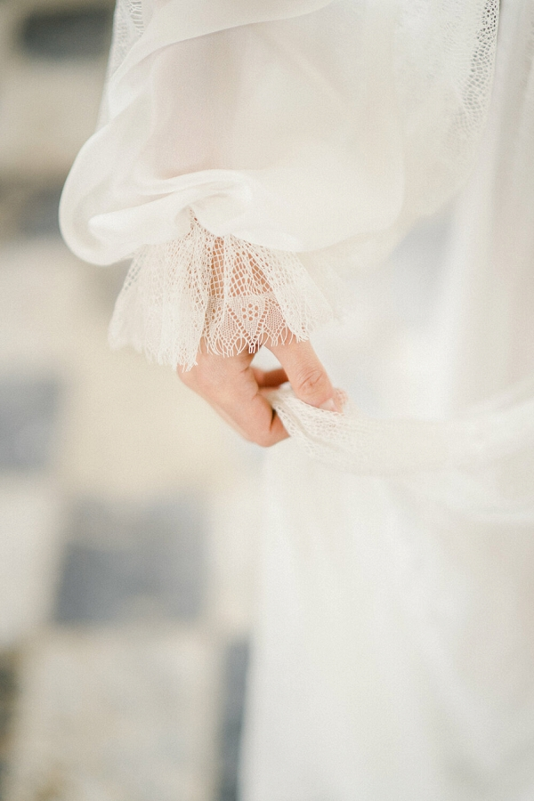 Emeline Emeline wedding dress details