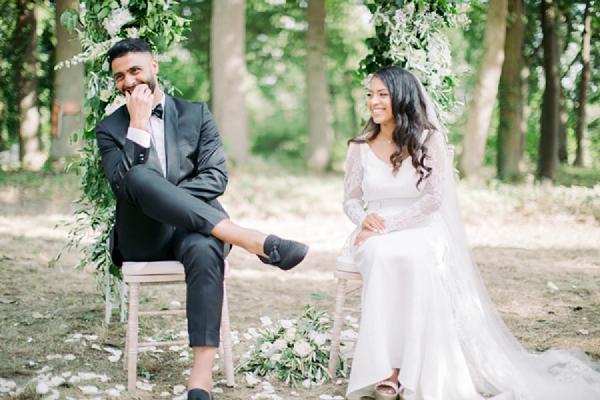 Fine Art wedding in Paris