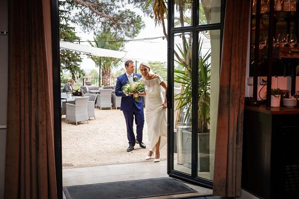 Languedoc real wedding