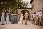 Renaissance styled wedding at Chateau Saint Martory