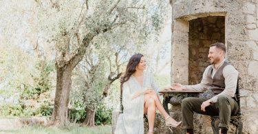 Stylish Grasse Provence Wedding Inspiration