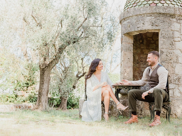 Stylish Grasse Provence Wedding Inspiration