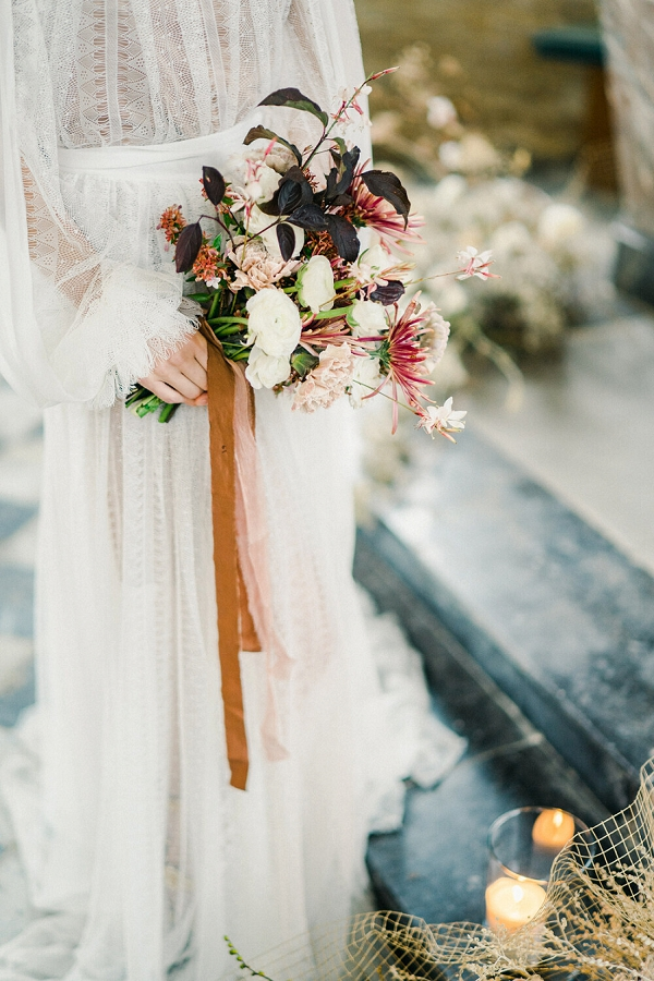 Wilderness Wedding bouquet
