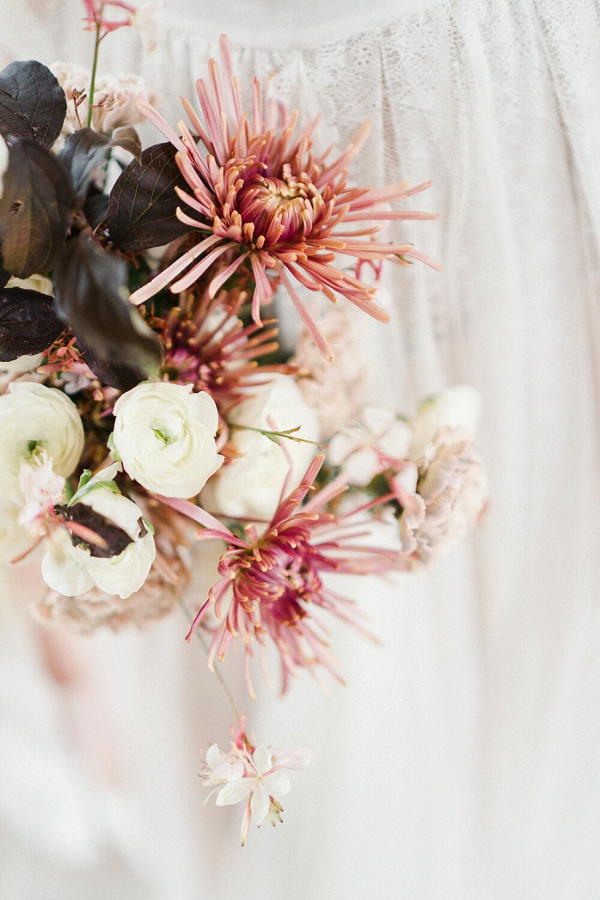 countryside wedding flowers