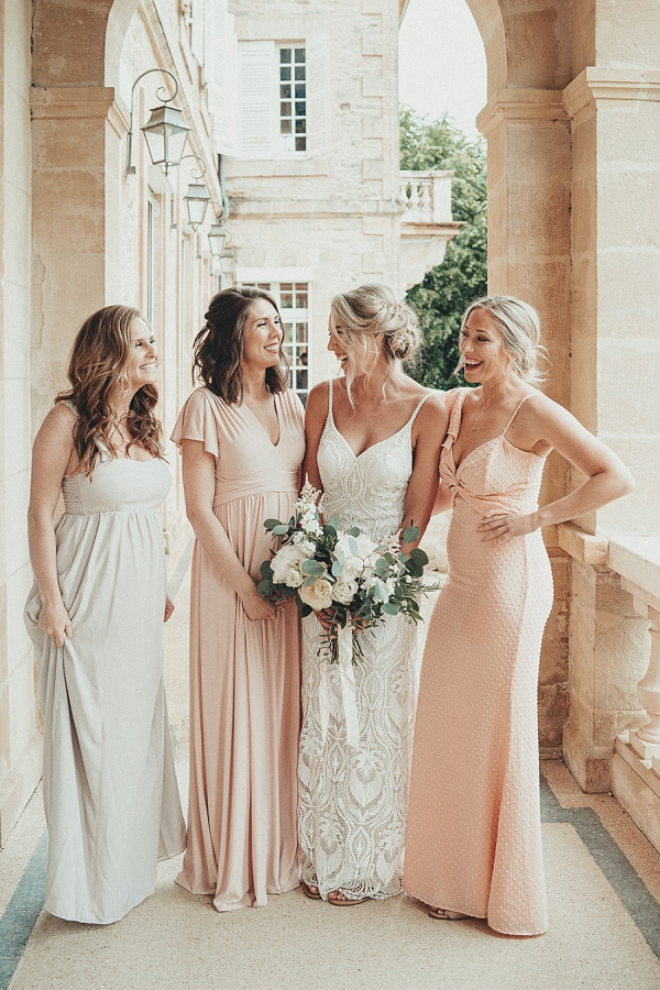 mix match bridesmaid dresses