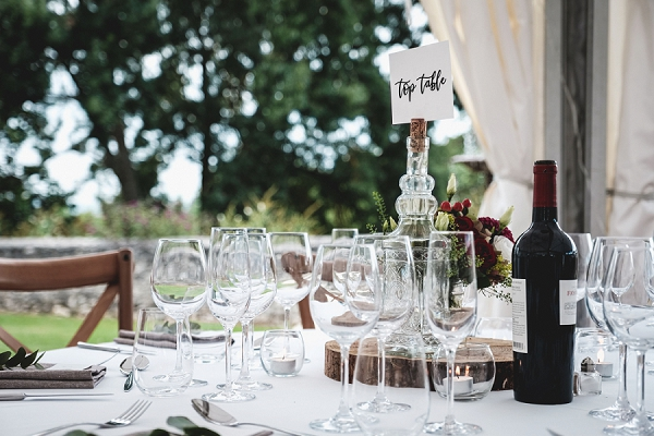 real South of France wedding