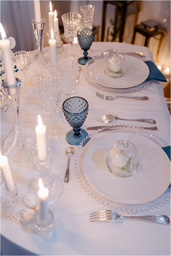 Bespke table setting