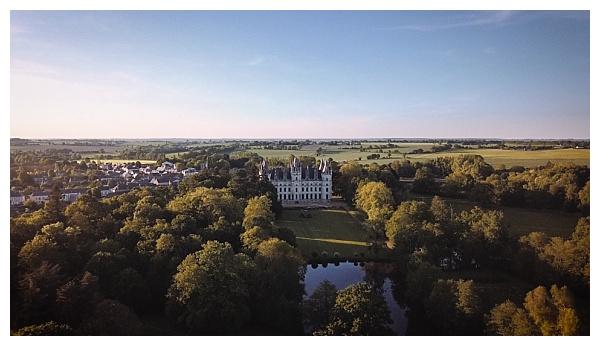 Chateau Challain wedding venue Loire Valley