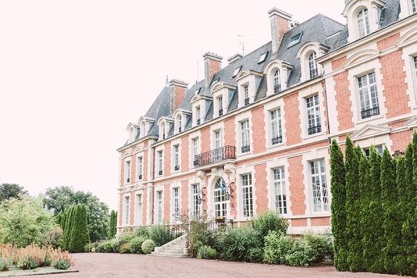 Chateau De La Cazine wedding