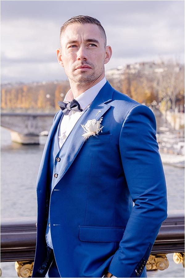 Chris Von Martial Suit