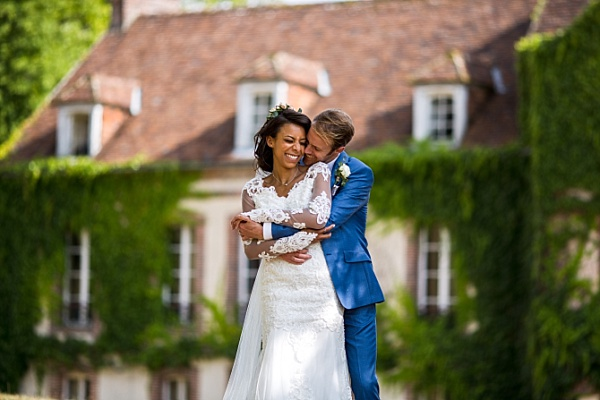 Romantic Wedding Chateau in Normandy