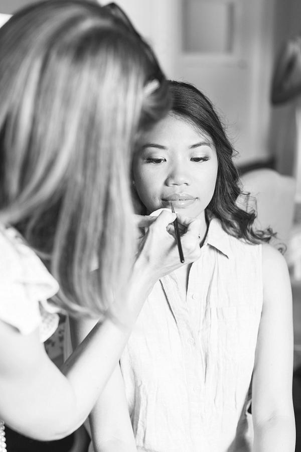 France based make up artist