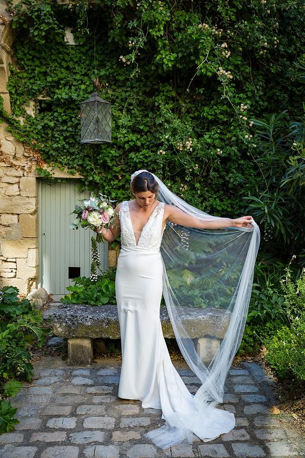 HALO WREN bride