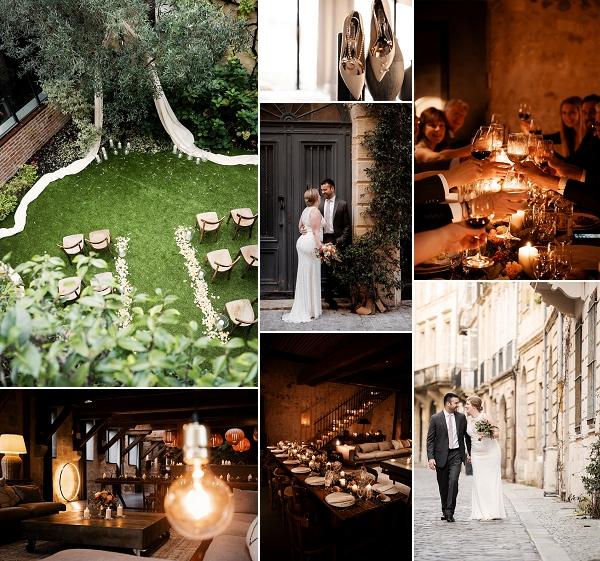 Intimate Bordeaux Wedding Snapshot