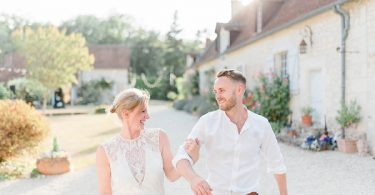 Low Key Destination Wedding in France