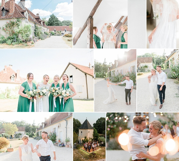 Low Key Destination Wedding in France Snapshot