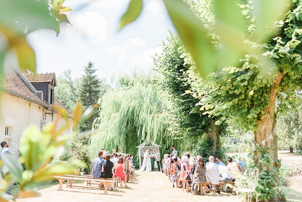 Manoir de la Foulquetiere wedding