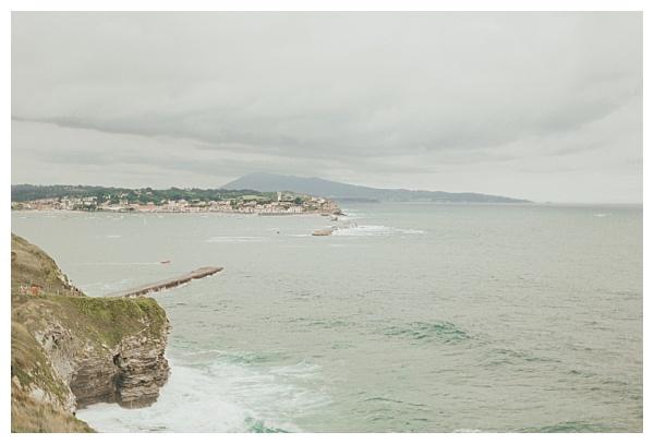 View of Saint Jean de Luz