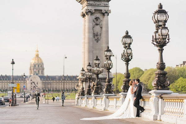 Wedding photo locations Paris