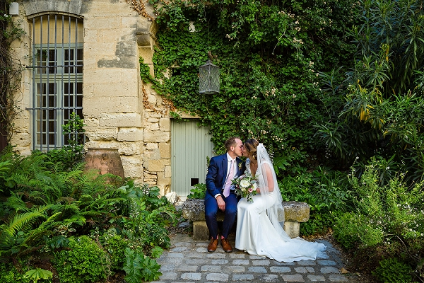 Wow wedding at Chateau St Maximin France