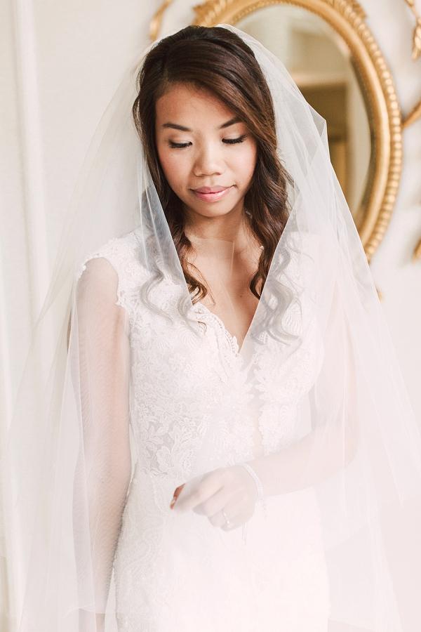 berta wedding dress real bride