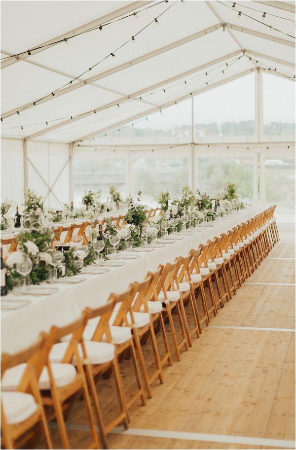 boho chic wedding reception styling